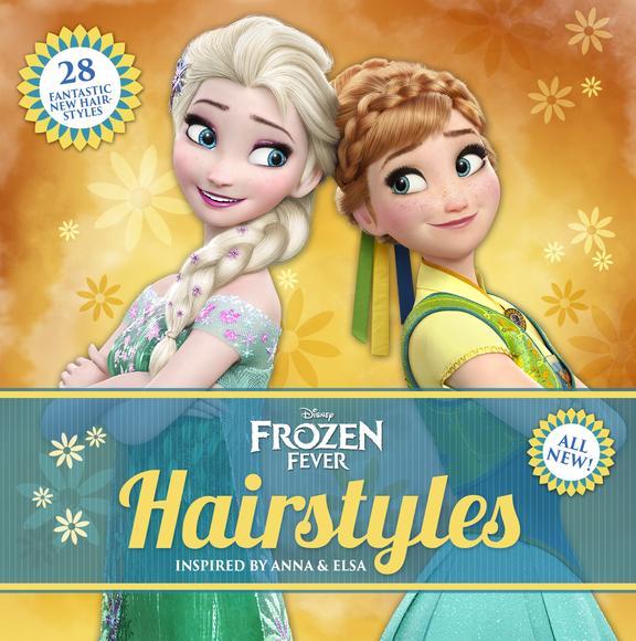 Disney Frozen Fever Hairstyles