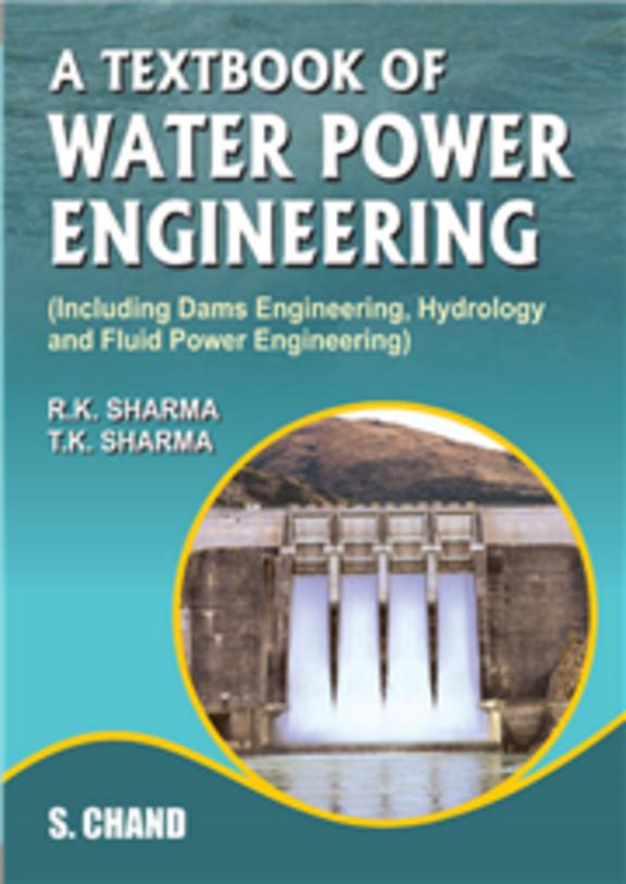 Textbook Of Water Power Engineering
