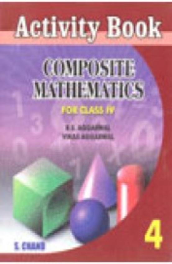 Composite Mathematics For Class 4 Activity Book