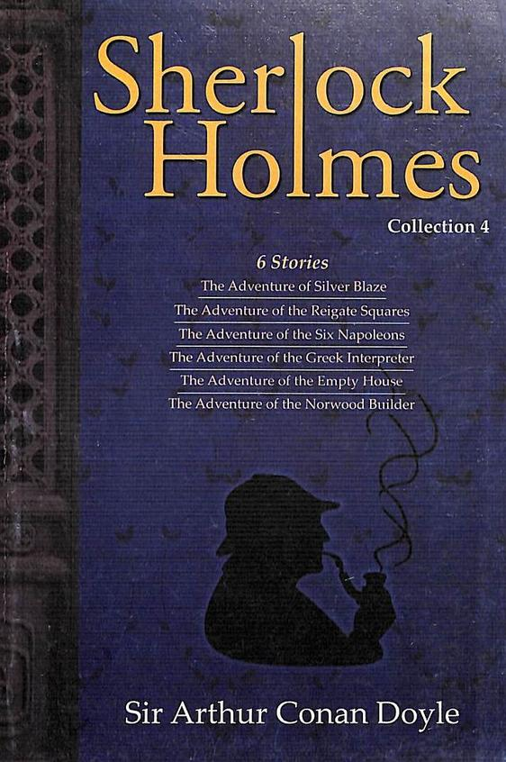 Sherlock Holmes Collection 4