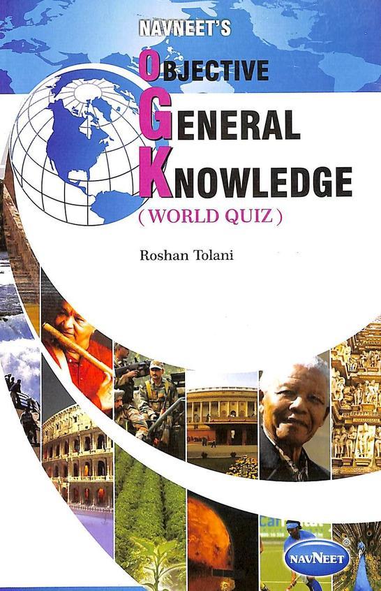 Navneets Objective Gk World Quiz : G3635