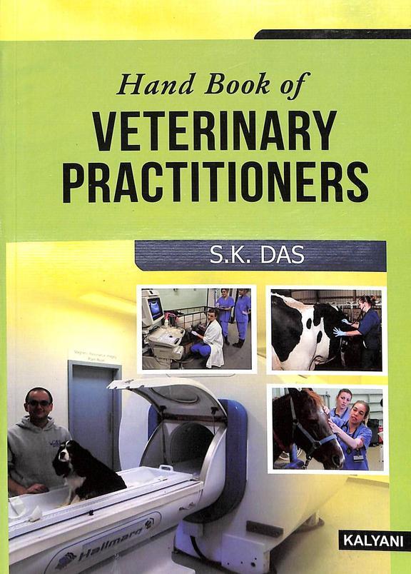 Handbook Of Veterinary Practitioners