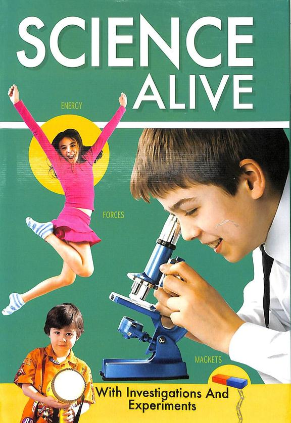 Science Alive With Investigations & Experiments