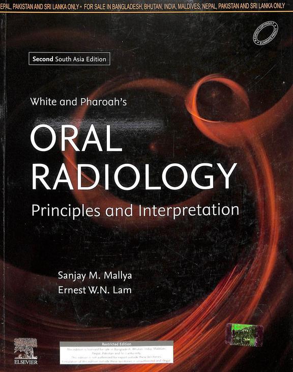 White & Pharoah Oral Radiology Principles & Interpretation