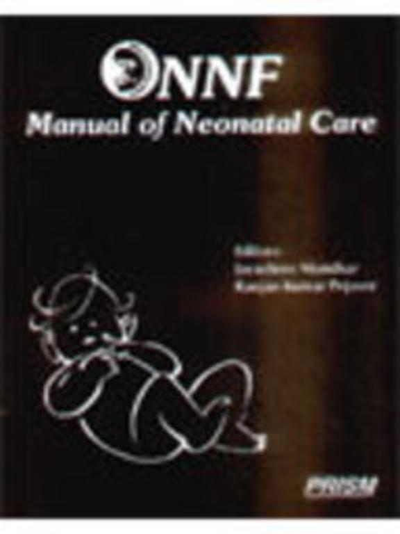Nnf Manual Of Neonatal Care
