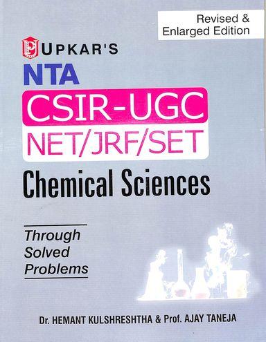 Csir/Ugc/Net/Jrf/Set Chemical Sciences Through Solved Problems: Code 1588