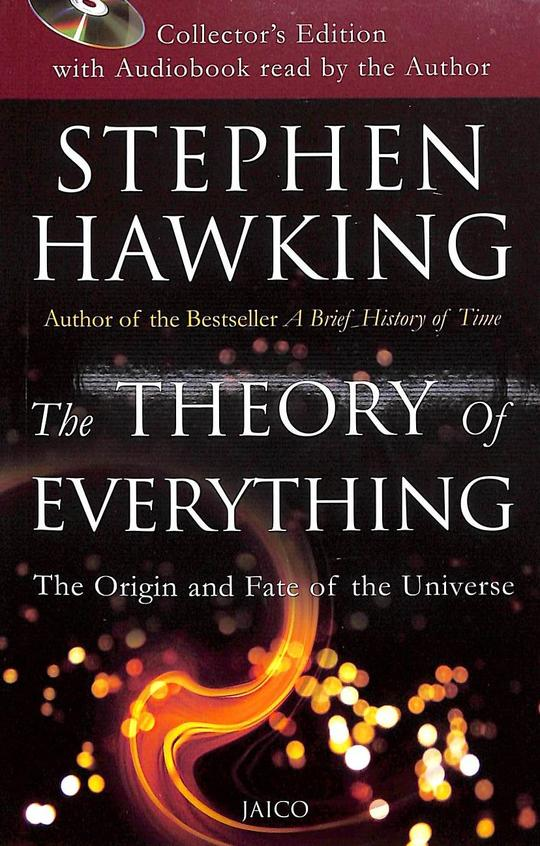 Theory Of Everything: The Origin & Fate Of The Universe W/Cd