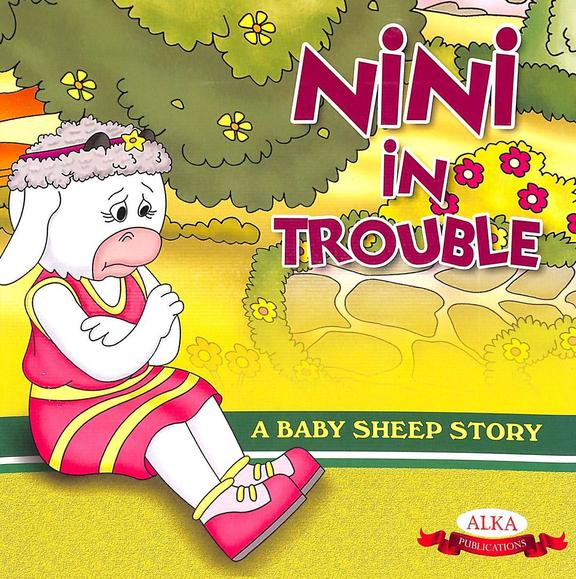 Baby Sheep Story : Nini In Trouble