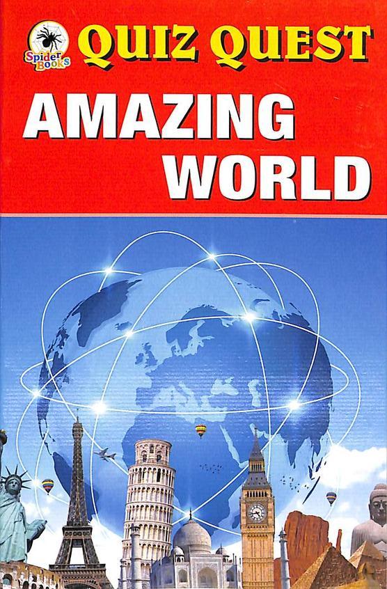 Quiz Quest - Amazing World