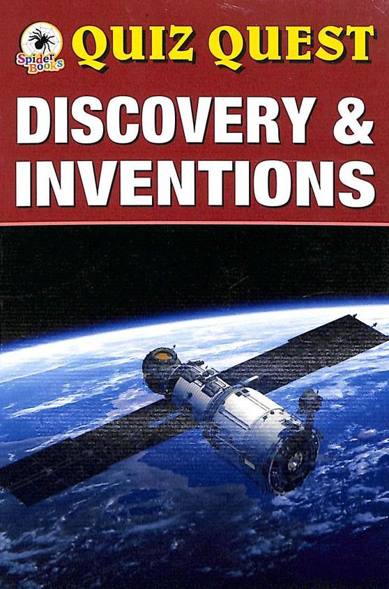 Quiz Quest:Discovery & Inventions