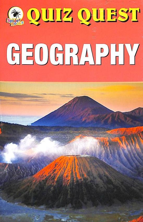 Quiz Quest:Geography