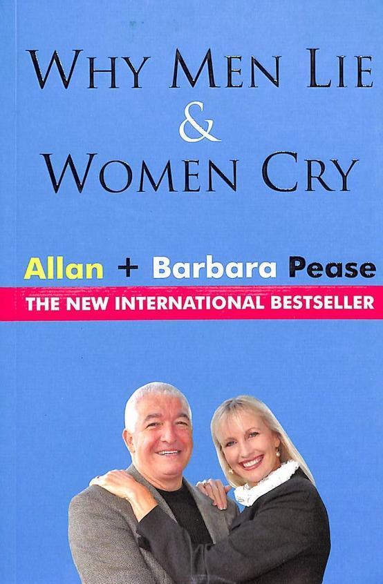 Buy Why Men Lie & Women Cry book : Allan Pease,Barbara