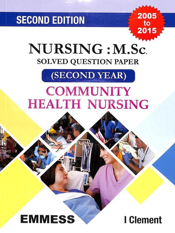 Nursing Msc Solved Question Paper 2 Year Community Health Nursing