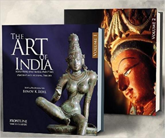 Art Of India Set Of 2 Vol