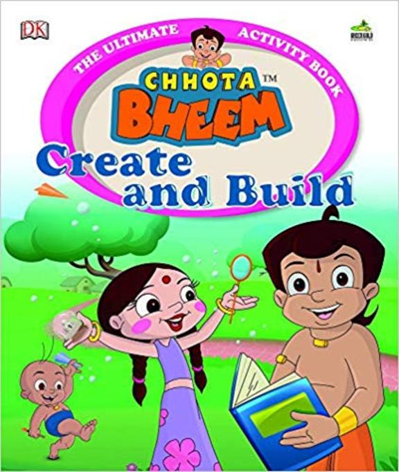 Chhota Bheem Create & Build