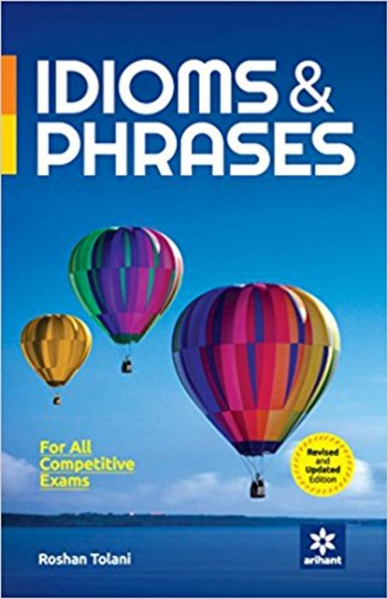 Idioms & Phrases For All Competitive Exams : Codej373