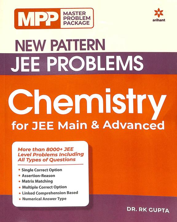 New Pattern Jee Problems Chemistry For Jee Main & Advanced : Code B061