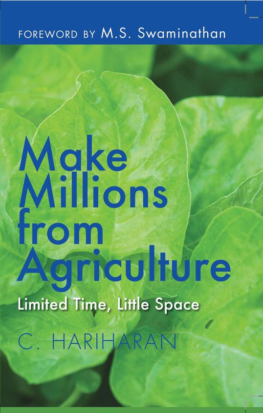 Make Millions From Agriculture
