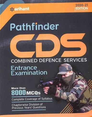 Pathfinder Cds Entrance Examination : Code D021