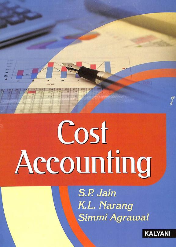 Cost Accounting Bcom 2nd Sem : Mys
