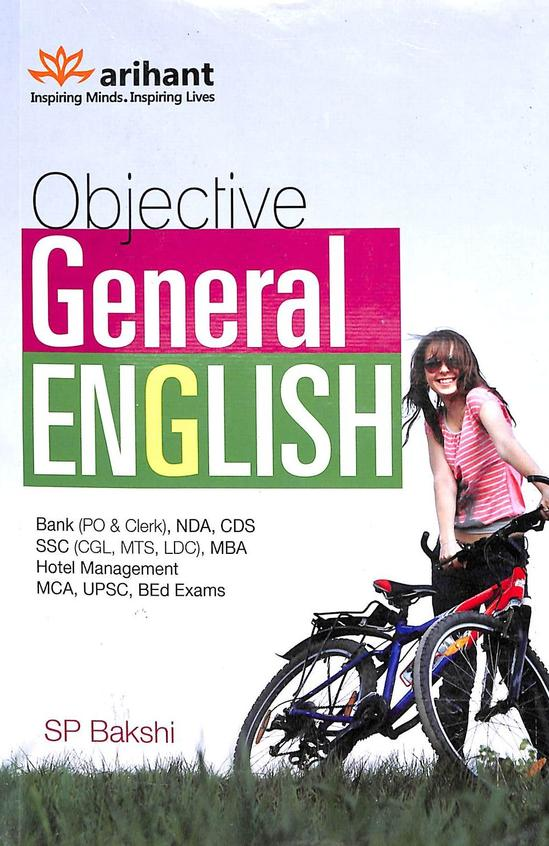 Objective General English : Code J077