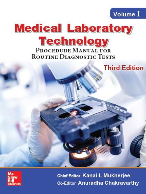 Medical Laboratory Technology - Vol 1