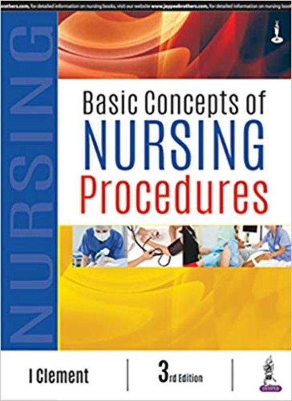 Basic Concepts Of Nursing Procedures