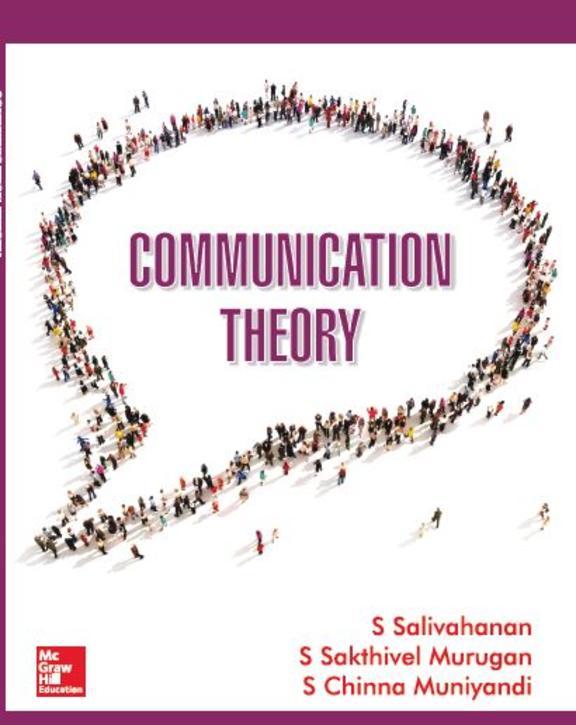 Communication Theory - Au