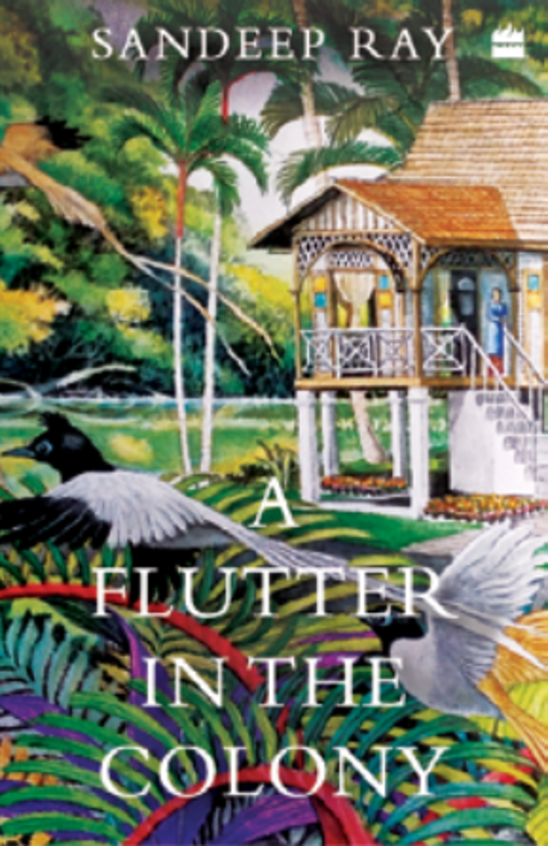 Flutter In The Colony