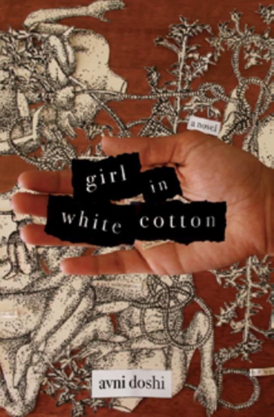 Girl In White Cotton