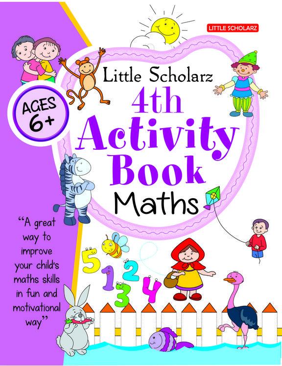Maths Activity Book 4
