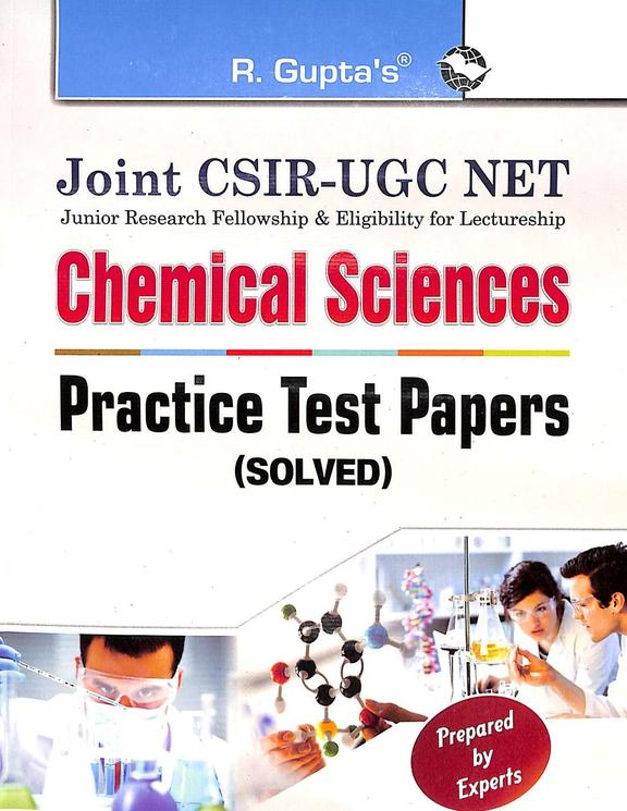 Joint Csir Ugc Net Chemical Sciences Practice Test Papaers Solved
