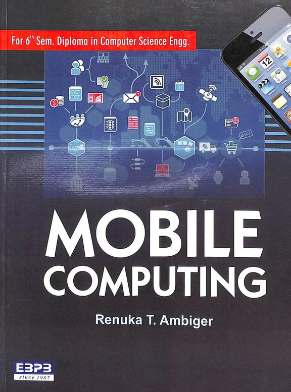 Mobile Computing For 6 Sem Diploma In Computer Science Engg.