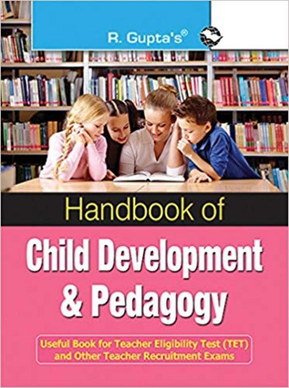 Hand Book Of Child Development & Pedagogy For Tet