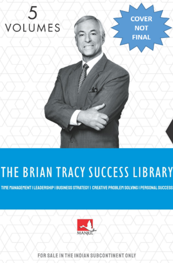 Brian Tracy Success Library : Box Set Of 5 Volumes