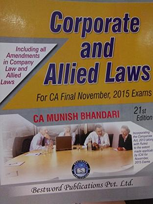 law book by munish bhandari