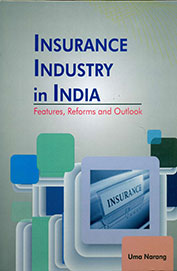 Buy Insurance Industry In India Features Reforms Outlook Book