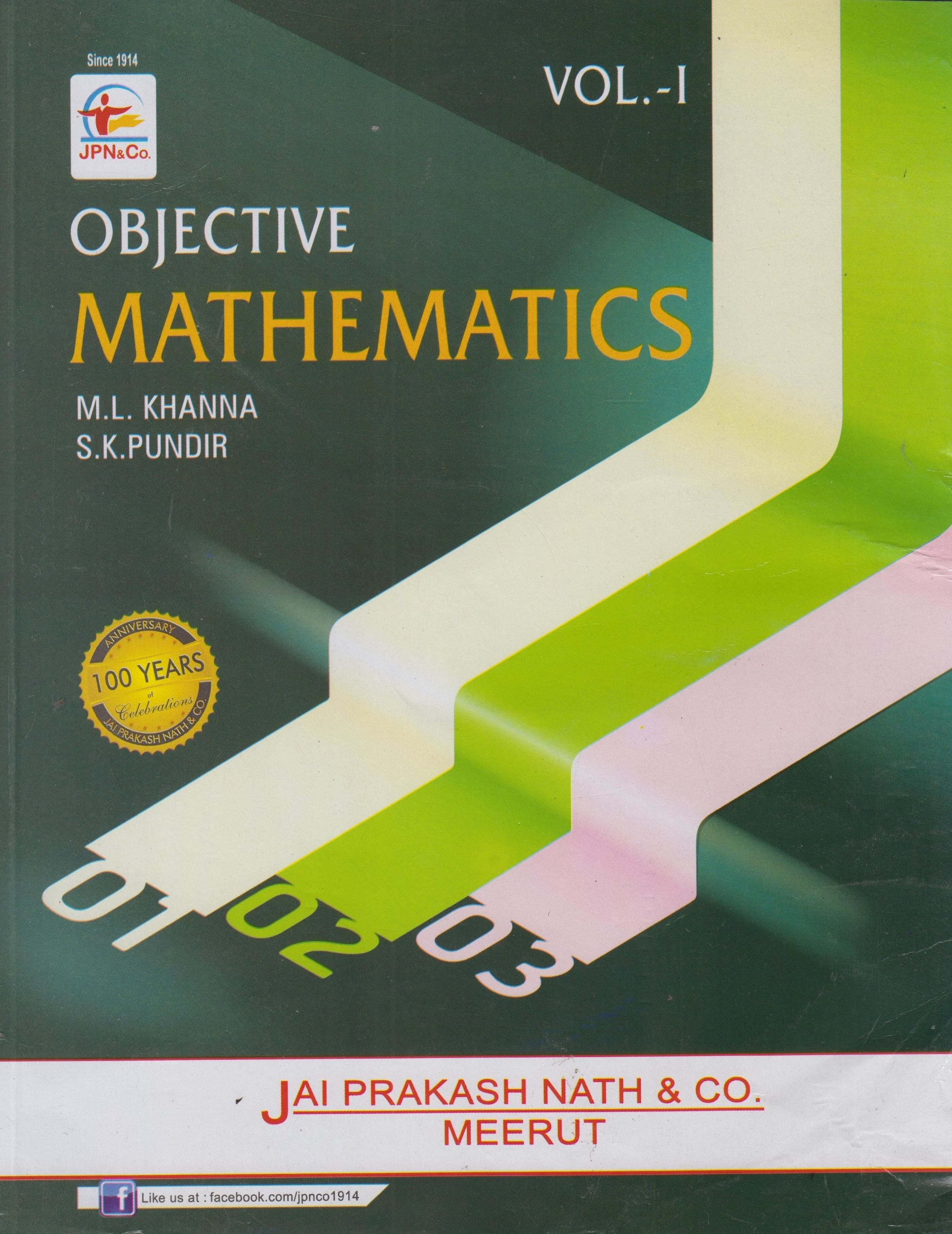 Ml Khanna Iit Mathematics Book