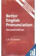 Buy Better English Pronunciation book : Jd Oconnor