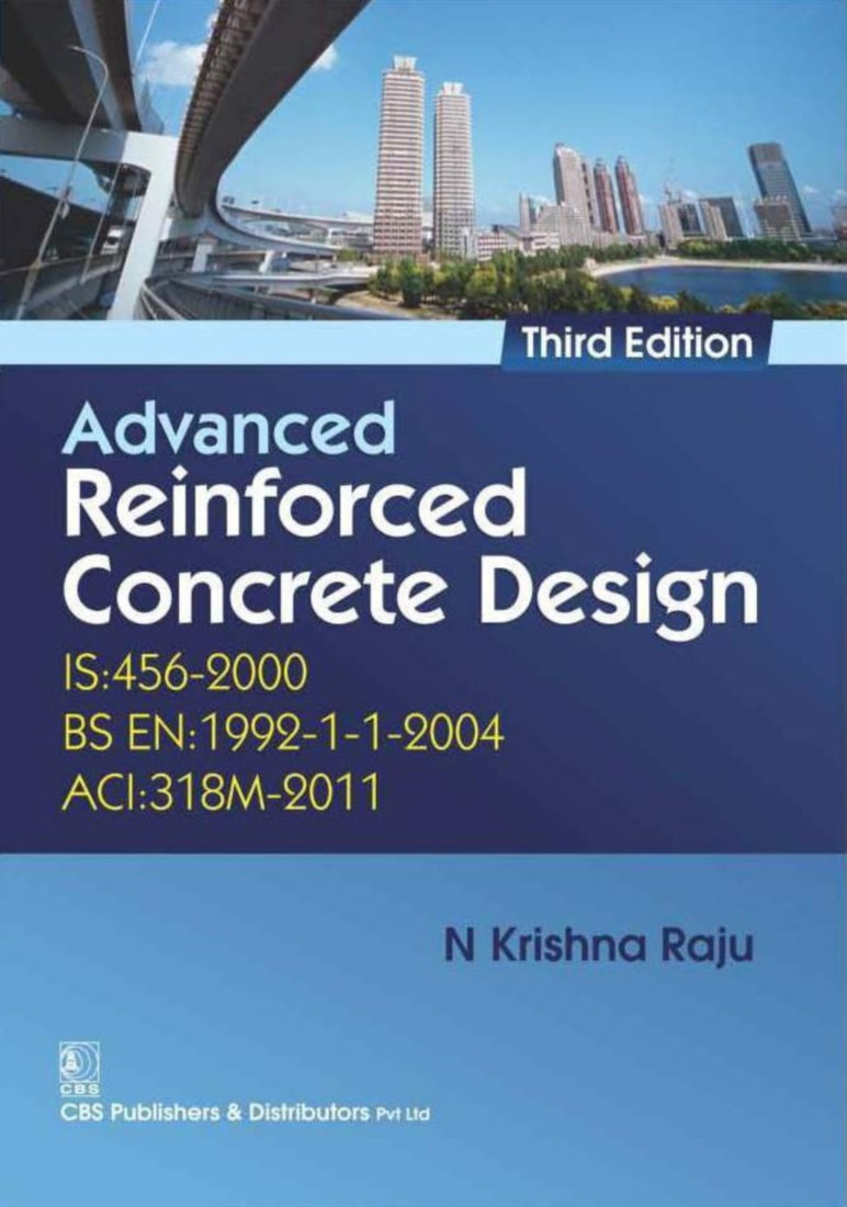 Advanced reinforced concrete design by krishna raju