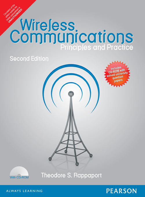 Mobile Communication Book By Rappaport