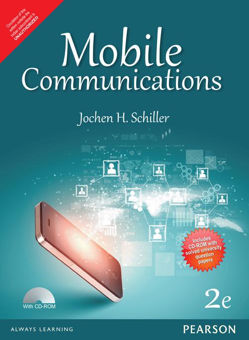 Mobile communications jochen schiller 8177582631   ebay.